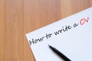 Your CV - Get it 'Write'